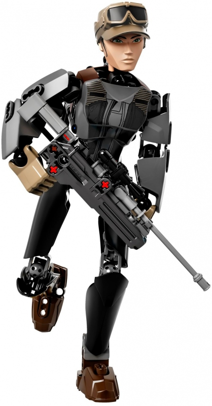 Конструктор LEGO Сержант Джин Эрсо конструктор lego star wars сержант джин эрсо 75119