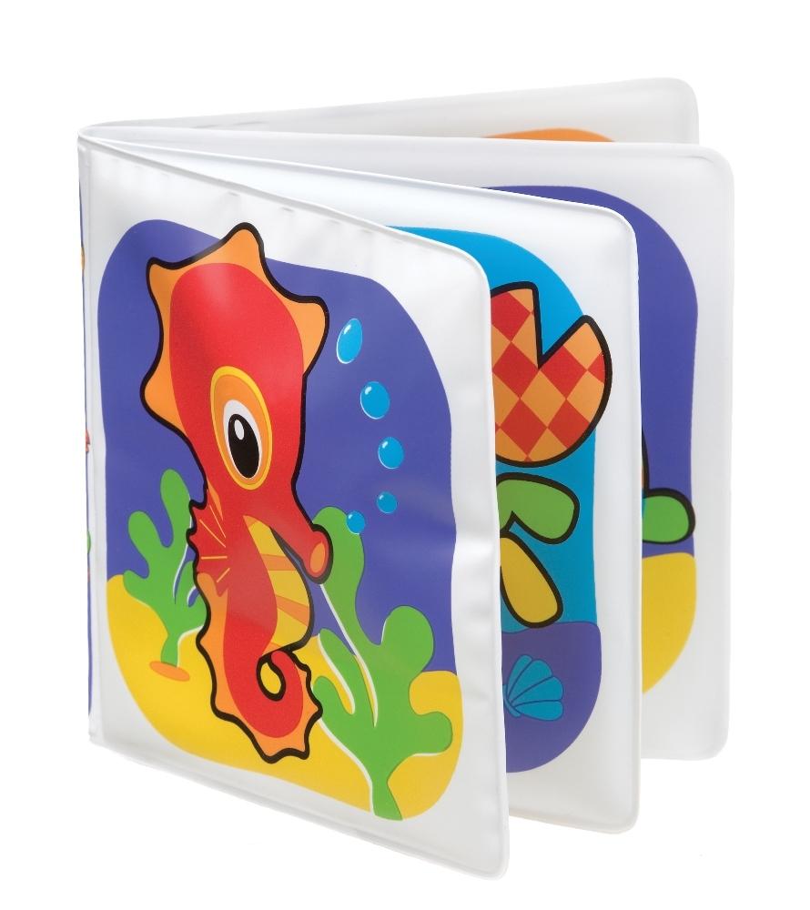 Игрушки для ванной Playgro 0170212 playgro игрушка для ванной книжка пищалка