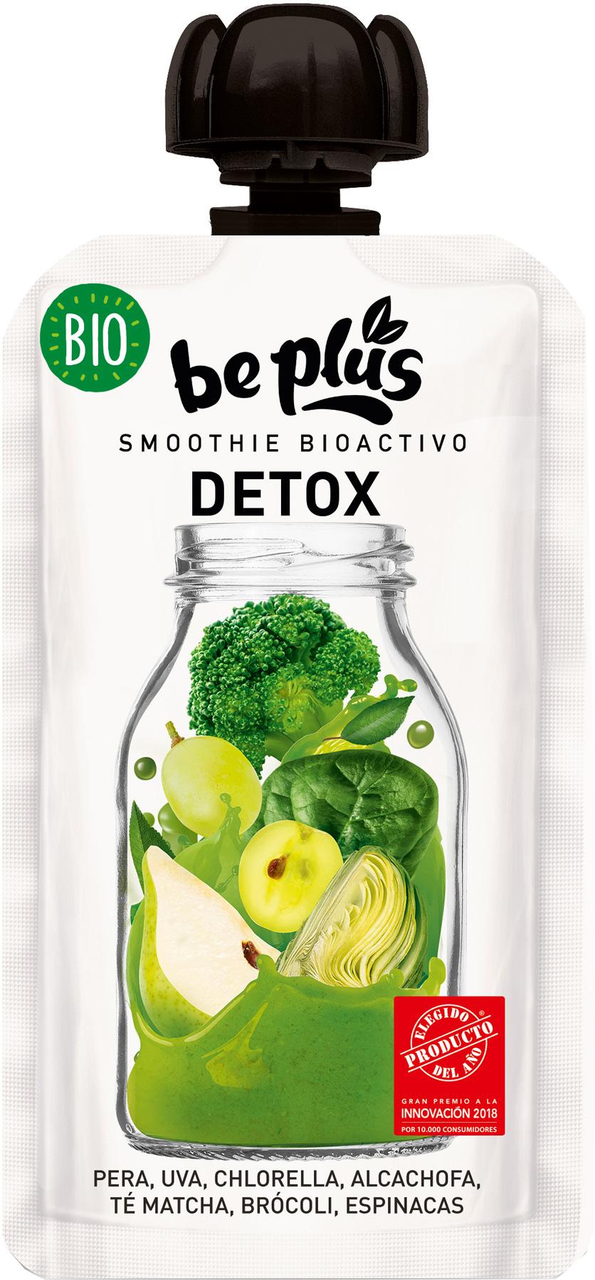 Биоактивное смузи Be Plus Детокс 150 г