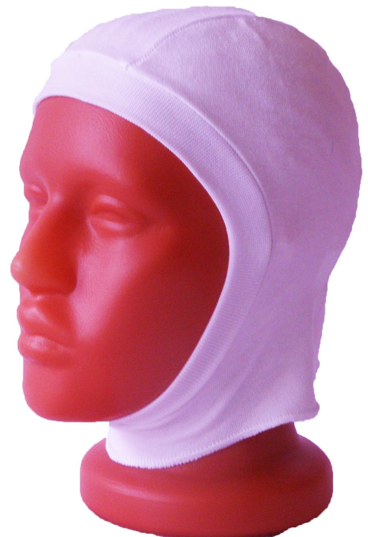 Купить Головные уборы, Шапка-шлем Индиго Белая, Россия, white