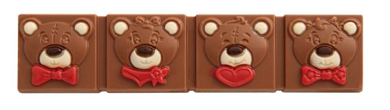 Шоколад Московская Ореховая Компания Капля радуги «Мини» молочный с 3 лет 35 г цена
