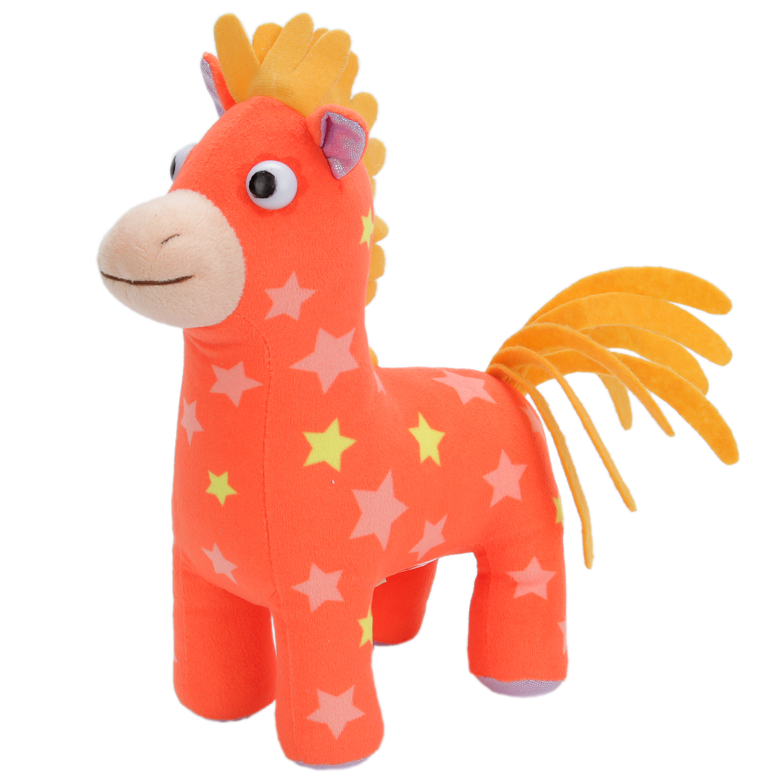 Мягкая игрушка Мульти-Пульти Лошадка Иго-го 24 см 268434 мягкая игрушка nattou max noa tom doudou лошадка 777209