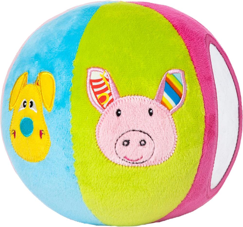 Развивающие игрушки Мир детства Волшебный цирк: Мячик музыкальные игрушки мир детства ключики