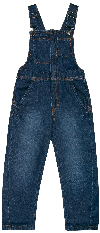 Полукомбинезон джинсовый для мальчика Barkito Деним полукомбинезон джинсовый для мальчика barkito деним