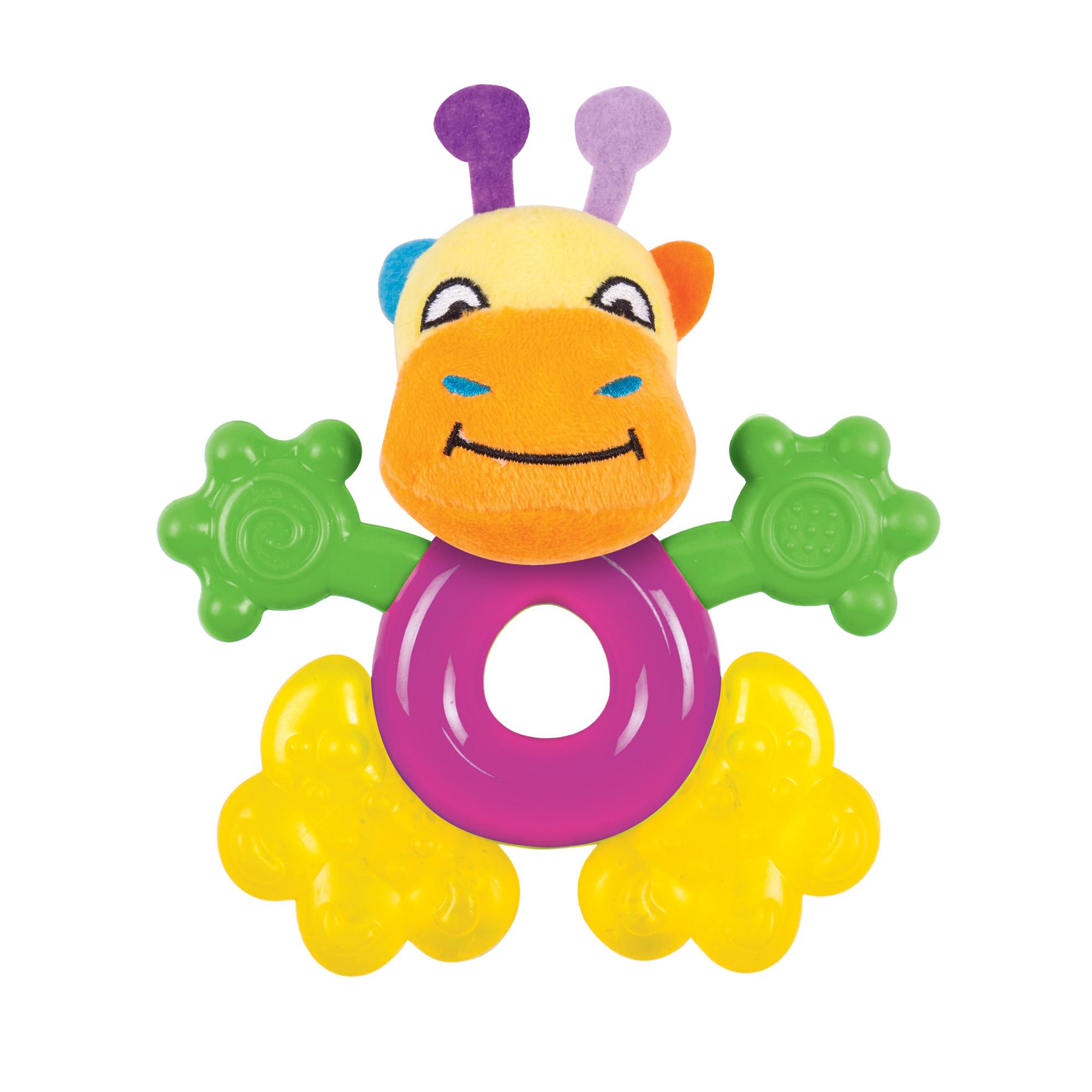 Игрушка-погремушка Happy Snail Спот 17HST03SP palm angels шарф