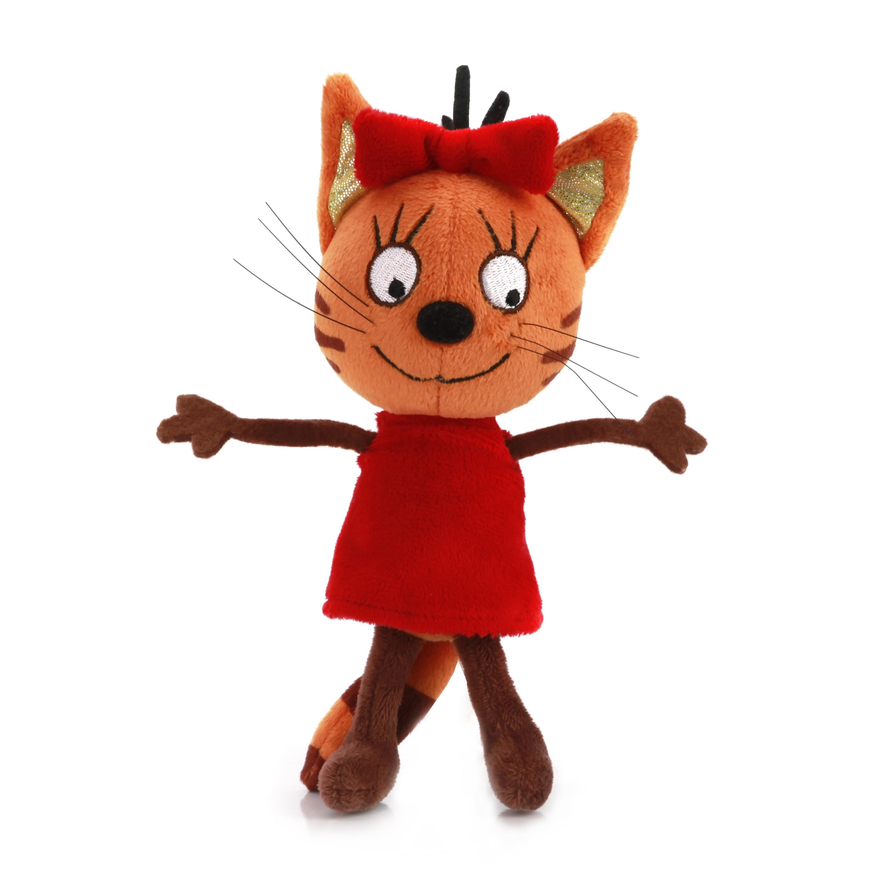 Мягкая игрушка Мульти-Пульти Три кота: Карамелька цена в Москве и Питере