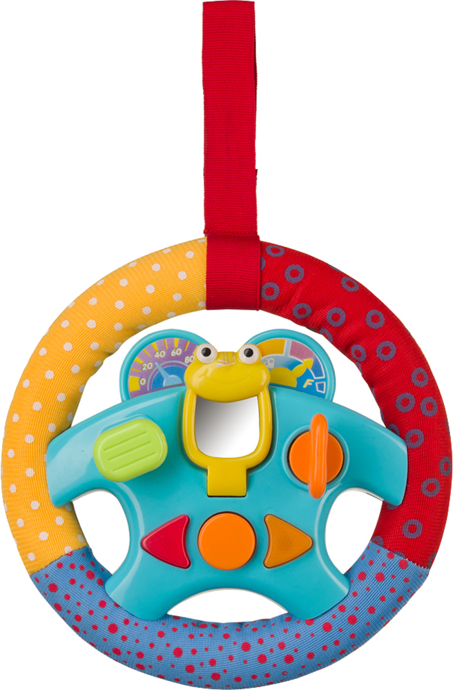 Музыкальные игрушки Happy baby Руль Rudder happy baby happy baby развивающая игрушка руль rudder со светом и звуком
