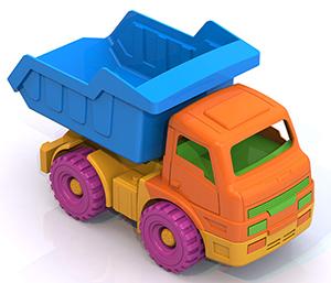 Грузовики и самосвалы Нордпласт Бычок грузовики и самосвалы balbi самосвал
