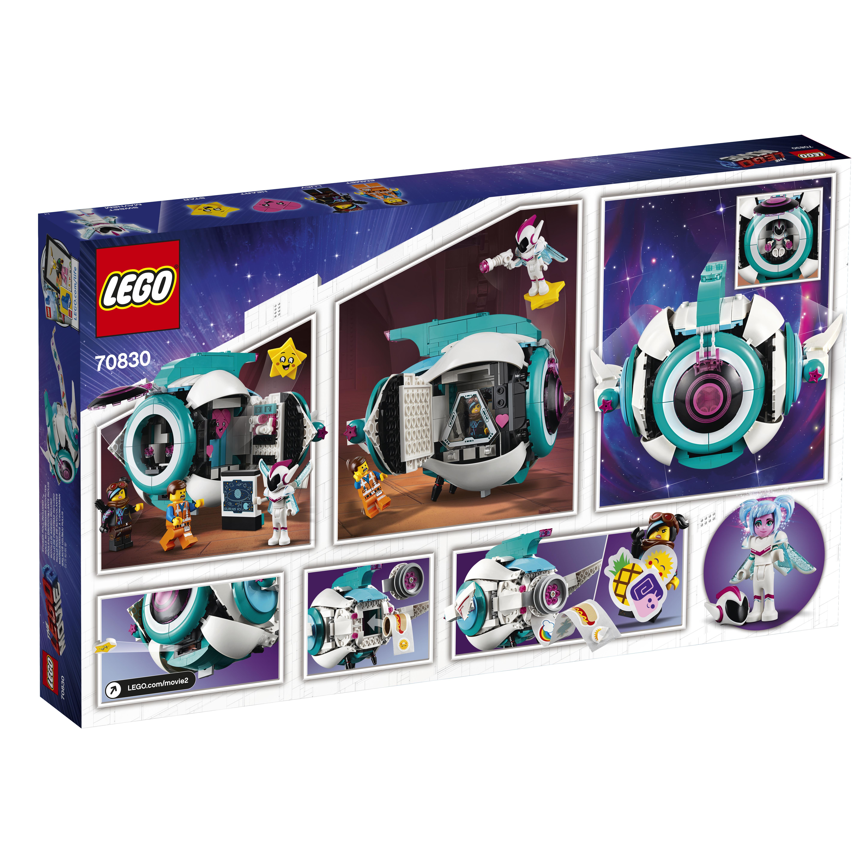 LEGO LEGO Movie 70830 Падруженский Звездолёт Мими Катавасии алиса радина принцесса мими или рождественская история
