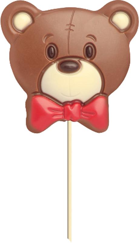 Шоколад Московская Ореховая Компания Капля радуги «Мишки» фигурный молочный с 3 лет 24 г десерты капля радуги капля радуги медаль 45 г