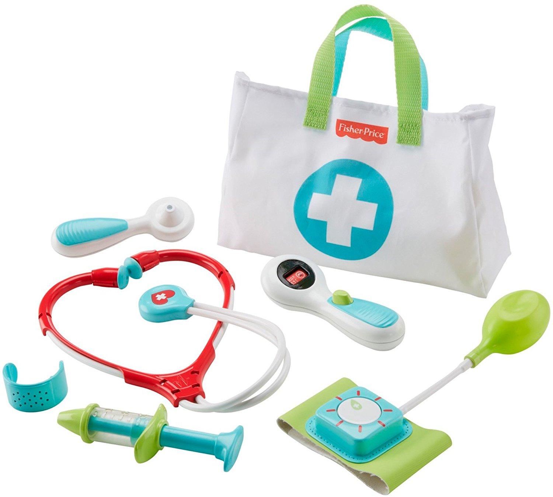 Игровой набор Fisher Price Медицинский набор DVH14 1 toy детский игровой набор доктор арт т56708