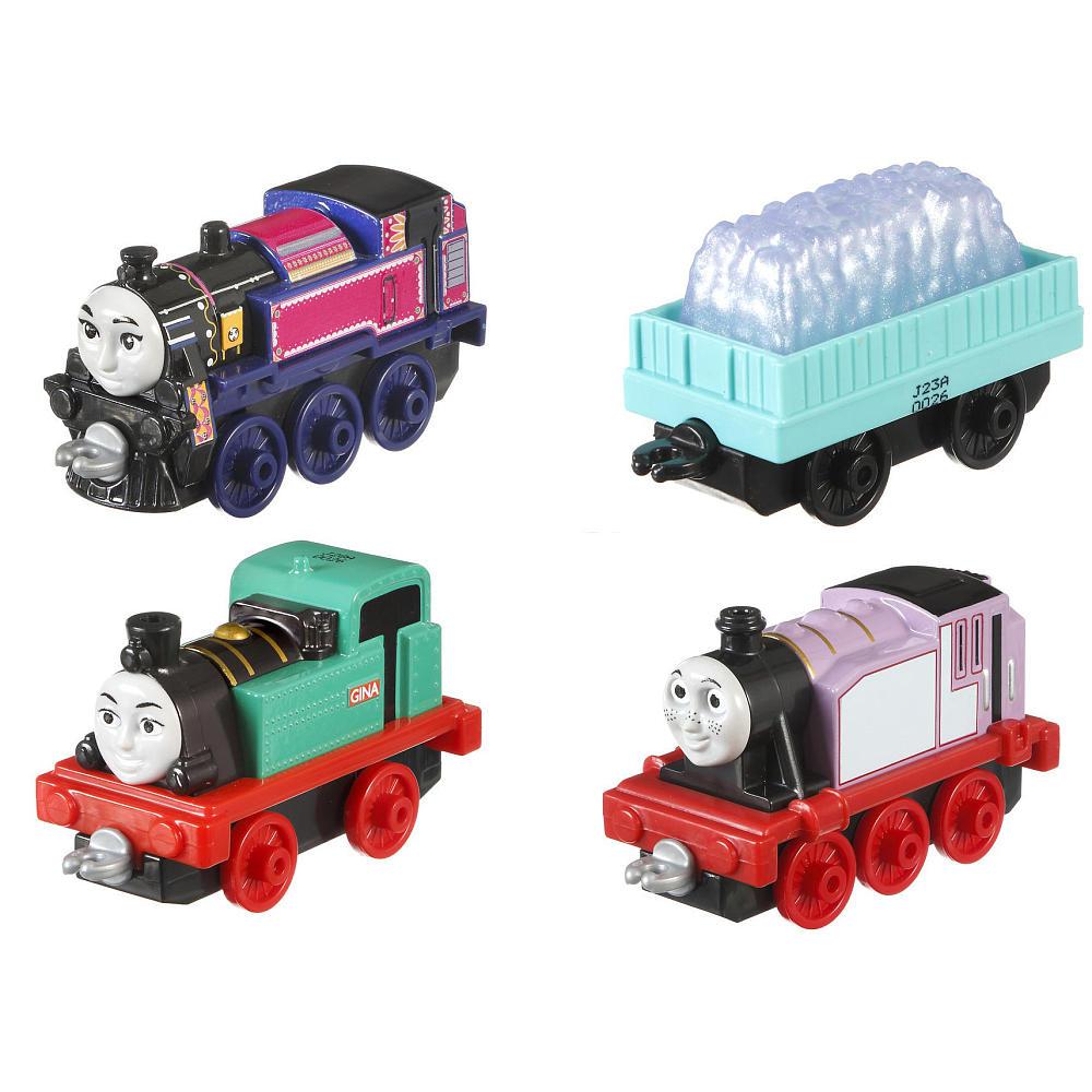 Наборы игрушечных железных дорог, локомотивы, вагоны Fisher Price Игровой набор Thomas&Friends недорого