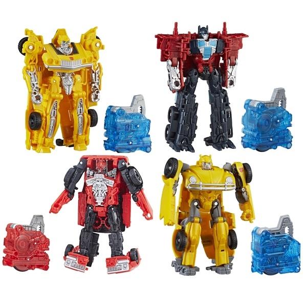 Машинки и мотоциклы Transformers Заряд Энергона, 15 см в ассортименте машинки и мотоциклы transformers фигурка transformers мини титан