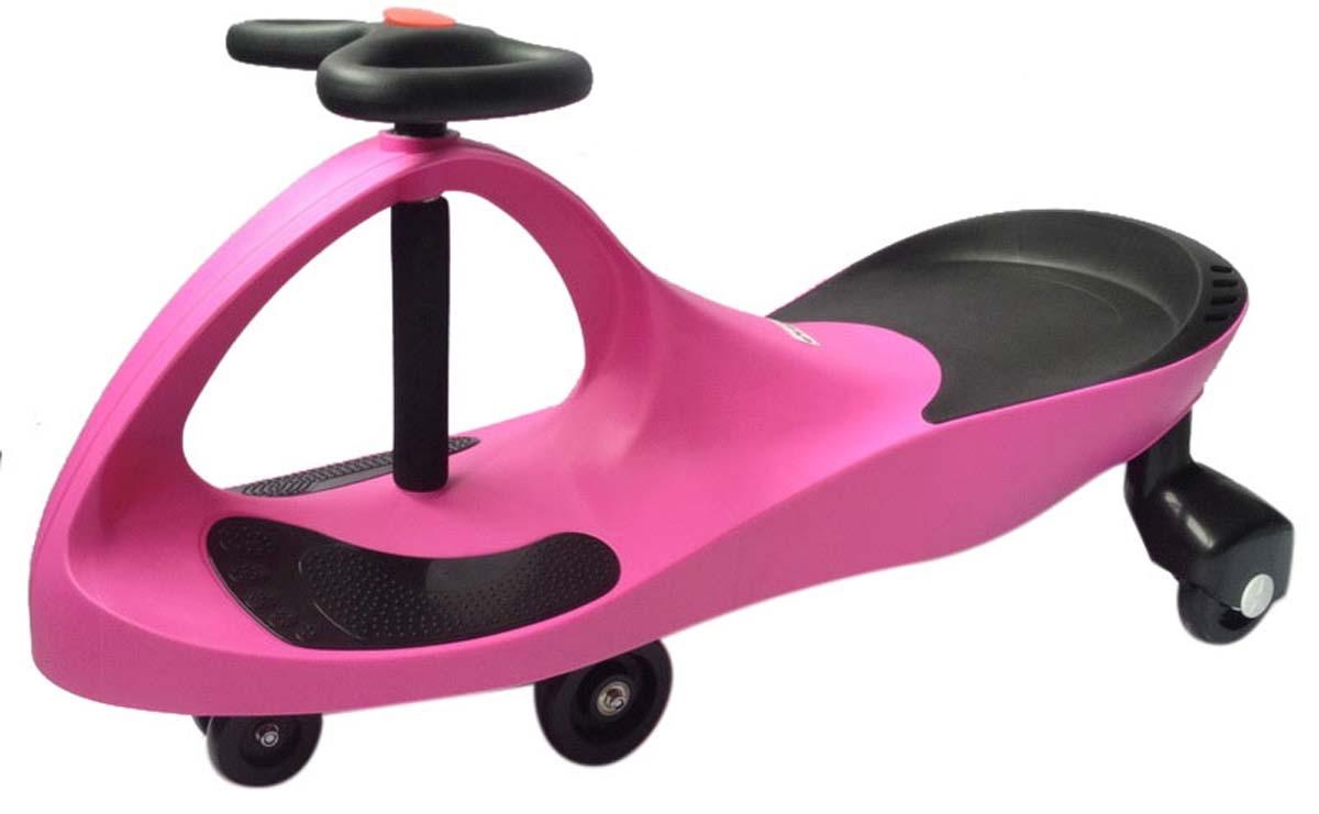 Купить Каталки и качалки для малышей, Каталка-толокар everflo Smart Car (M001), 1шт., Everflo ПП100003834, Китай, розовый, черный, Женский