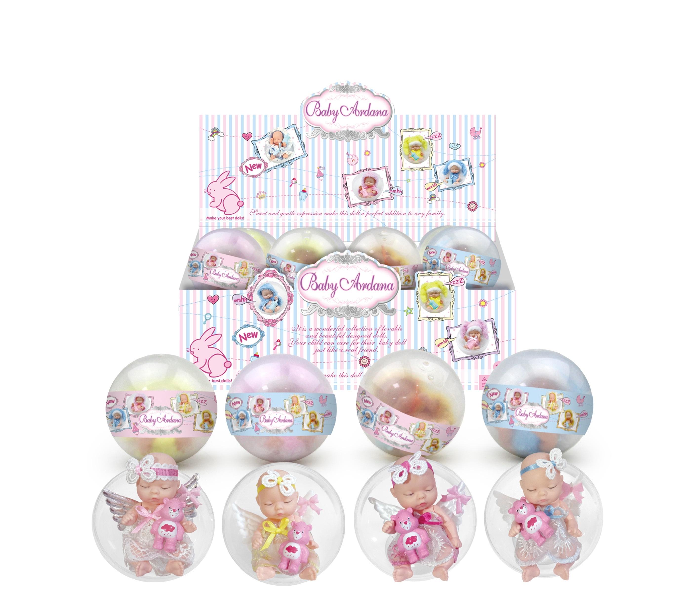 цена Кукла в шаре Junfa Toys Ltd Ангелочки онлайн в 2017 году