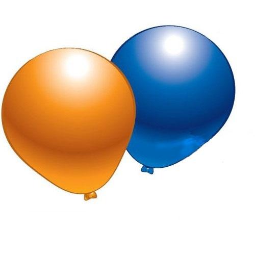 цена на Набор воздушных шаров Everts разноцветные перламутр 10 шт.