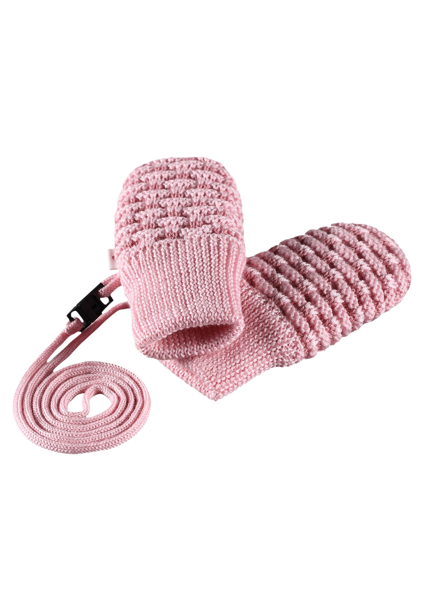 Варежки для девочки Reima розовый reima варежки для девочки reimatec reima