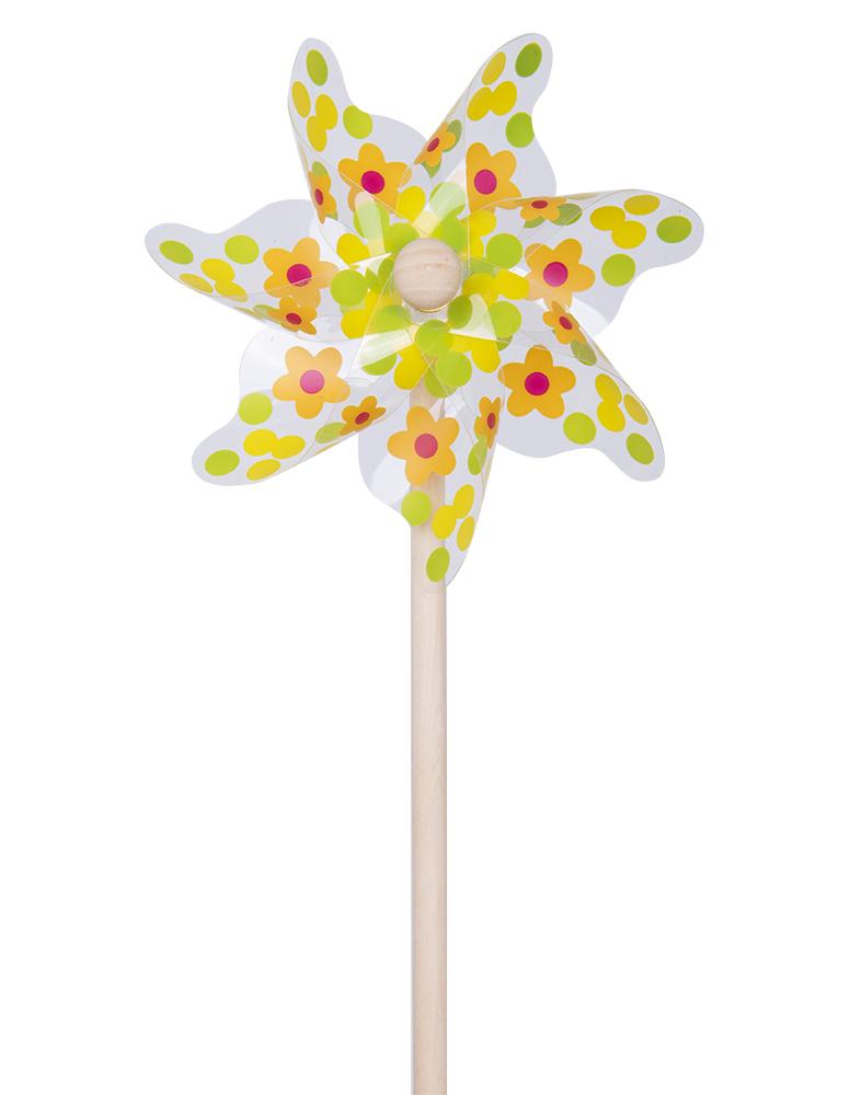 Купить Воздушные змеи, «Цветы и горошек» 31 см, ЯиГрушка, Китай, цветной горошек