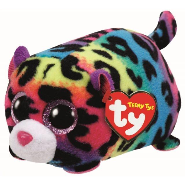 Мягкие игрушки TY Леопард Jelly
