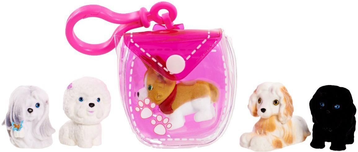 Puppy In My Pocket Puppy In My Pocket Набор брелок-сумочка albert pocket