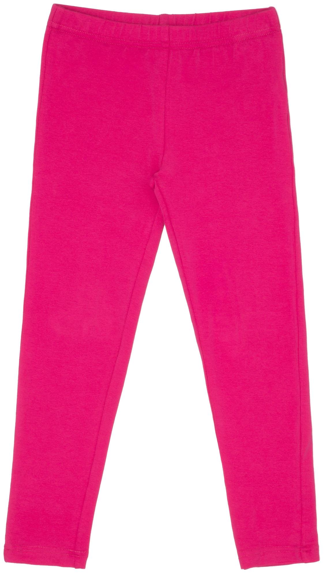 Брюки и леггинсы Barkito Леггинсы для девочки Спорт Barkito фуксия брюки джинсы и штанишки coccodrillo леггинсы для девочки basic girl звезды