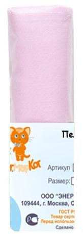 Купить Пеленка 0114К 120x90 см (фланель), 1шт., КотМарКот 1062, Россия, pink, Женский