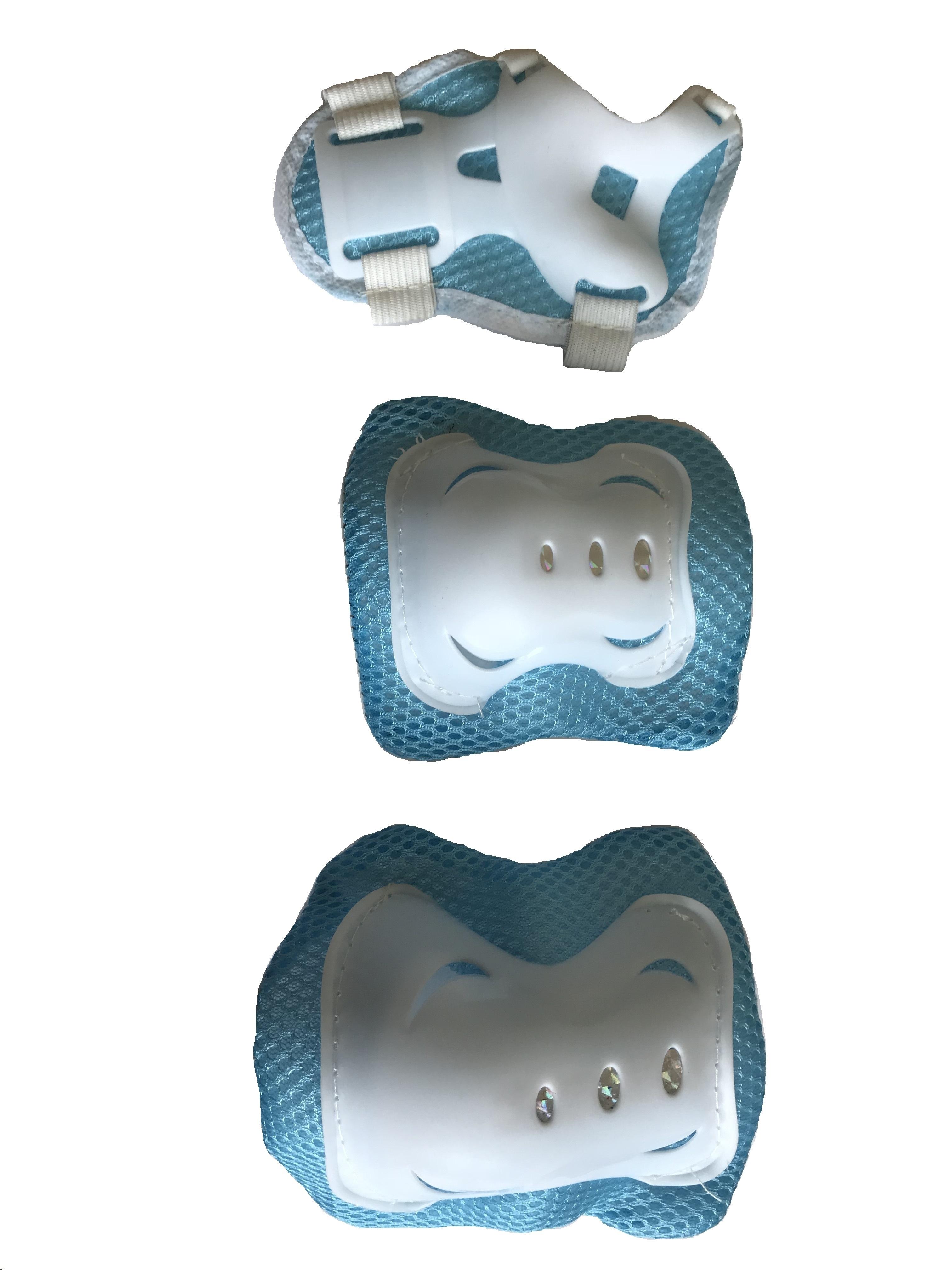 Набор защиты ASE-SPORT ASE-610 самокаты ase sport самокат трехколесный ase sport ase kids управление наклоном синий