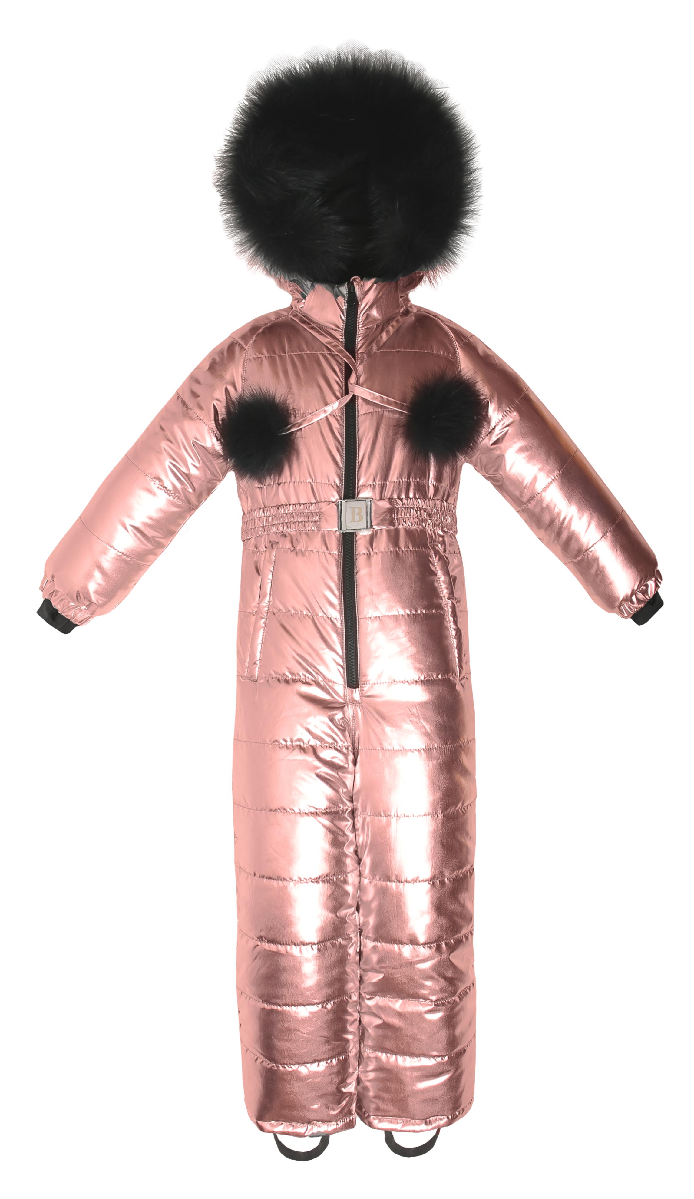 Комбинезон зимний Barkito для девочки