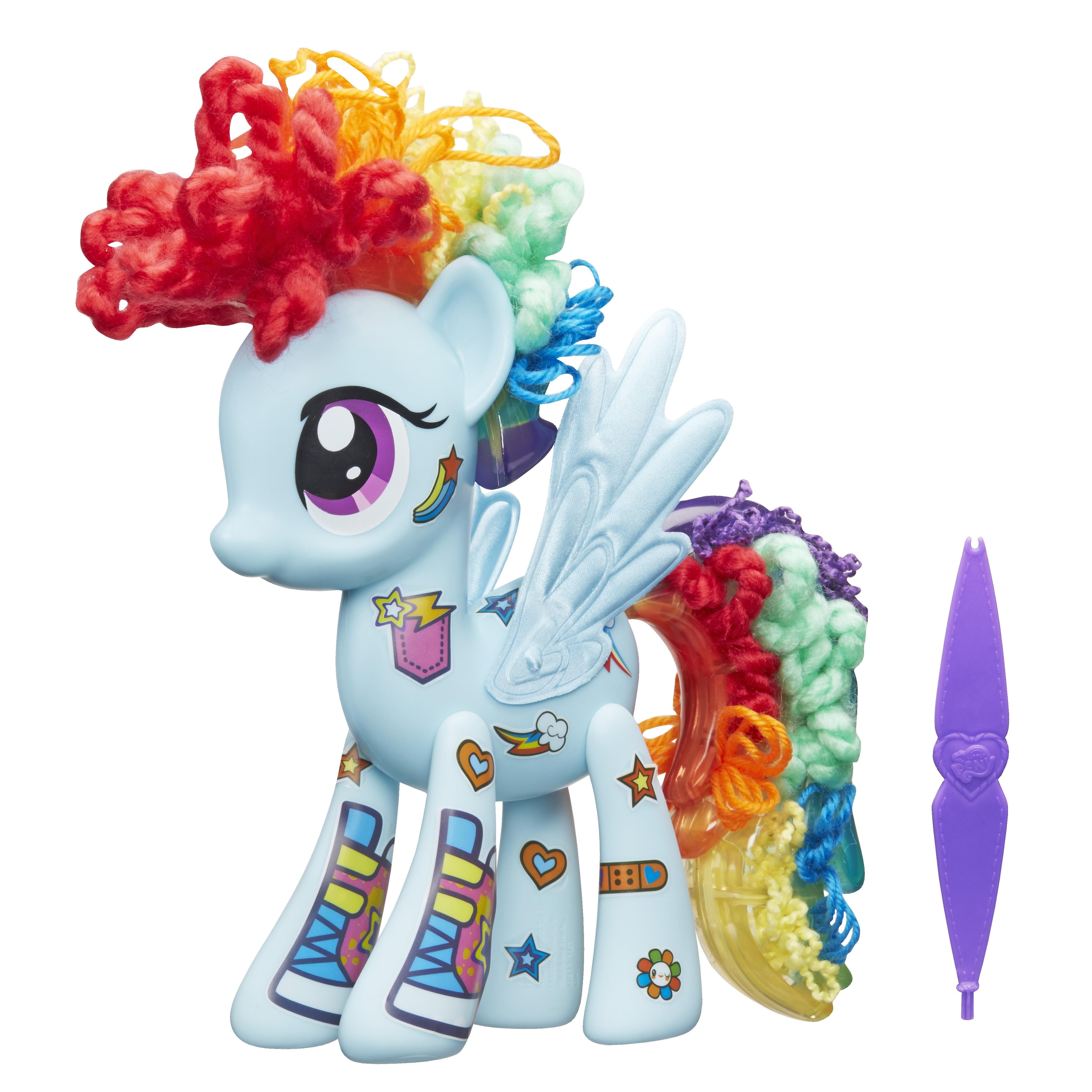 My Little Pony My Little Pony Создай свою пони hasbro тематический набор создай свою пони старлайт глиммер my little pony b3591 b5791