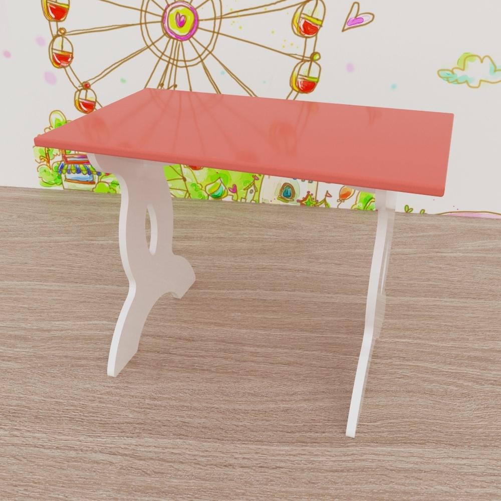 Столы и стулья Малина Стол Малина 50x67 см розовый