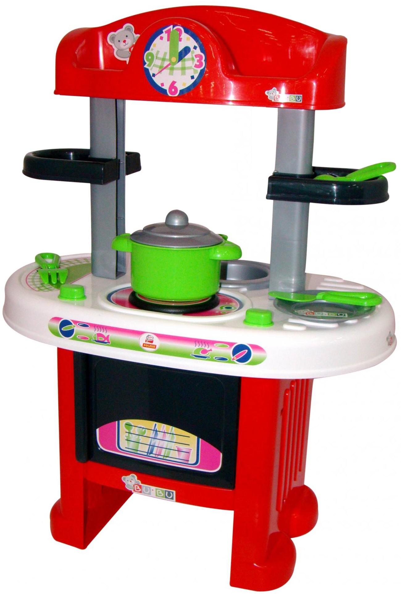 Кухня игрушечная Полесье BU-BU №9 игра полесье кухня bu bu 5 44891