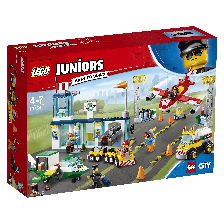 Конструктор LEGO Juniors 10764 Городской аэропорт