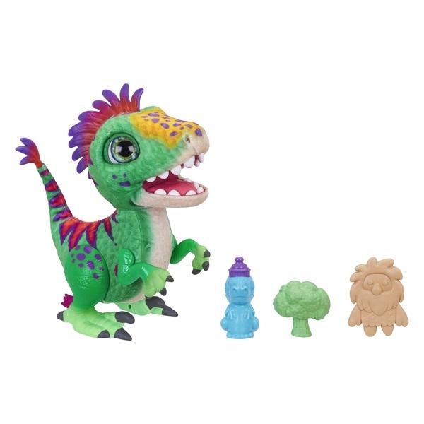 цена Интерактивная игрушка FurReal Малыш Дино онлайн в 2017 году