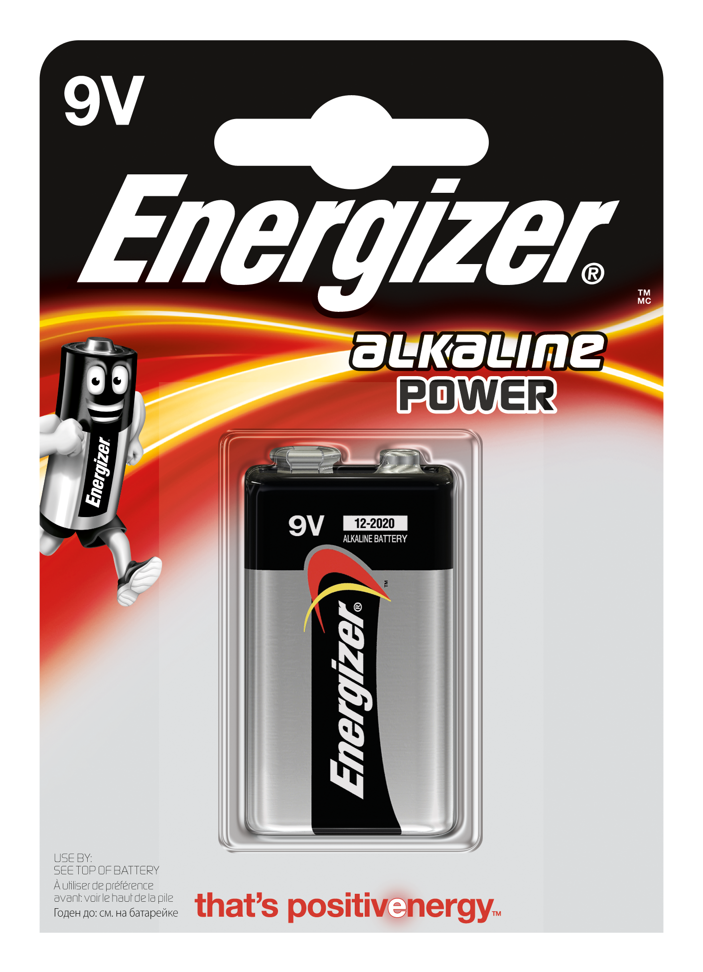 Элемент питания Energizer Base 9V батарейка energizer lithium тип cr2032 3v 2 шт