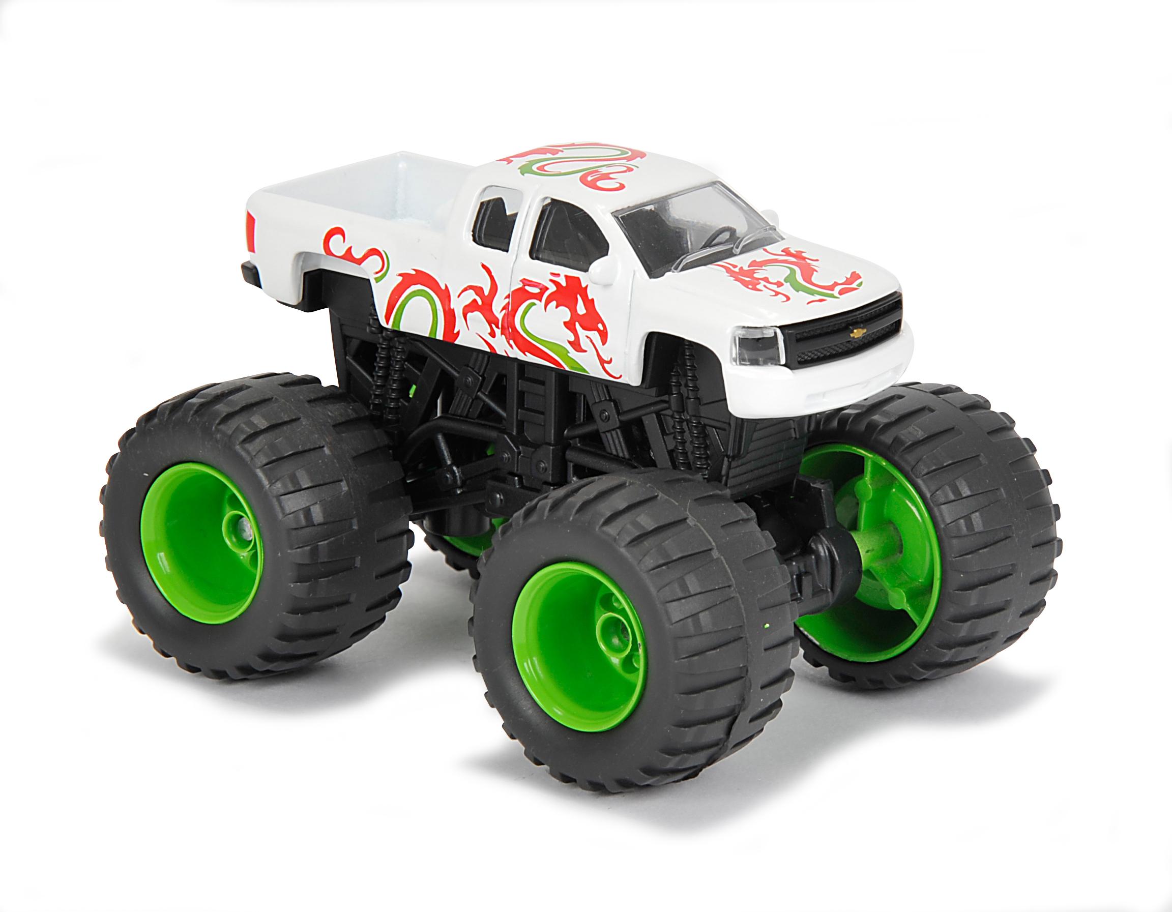 монстр трак машина фото игрушки можно смело
