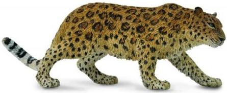 Фигурки животных Collecta Леопард амурский XL игровые фигурки gulliver collecta лев африканский l