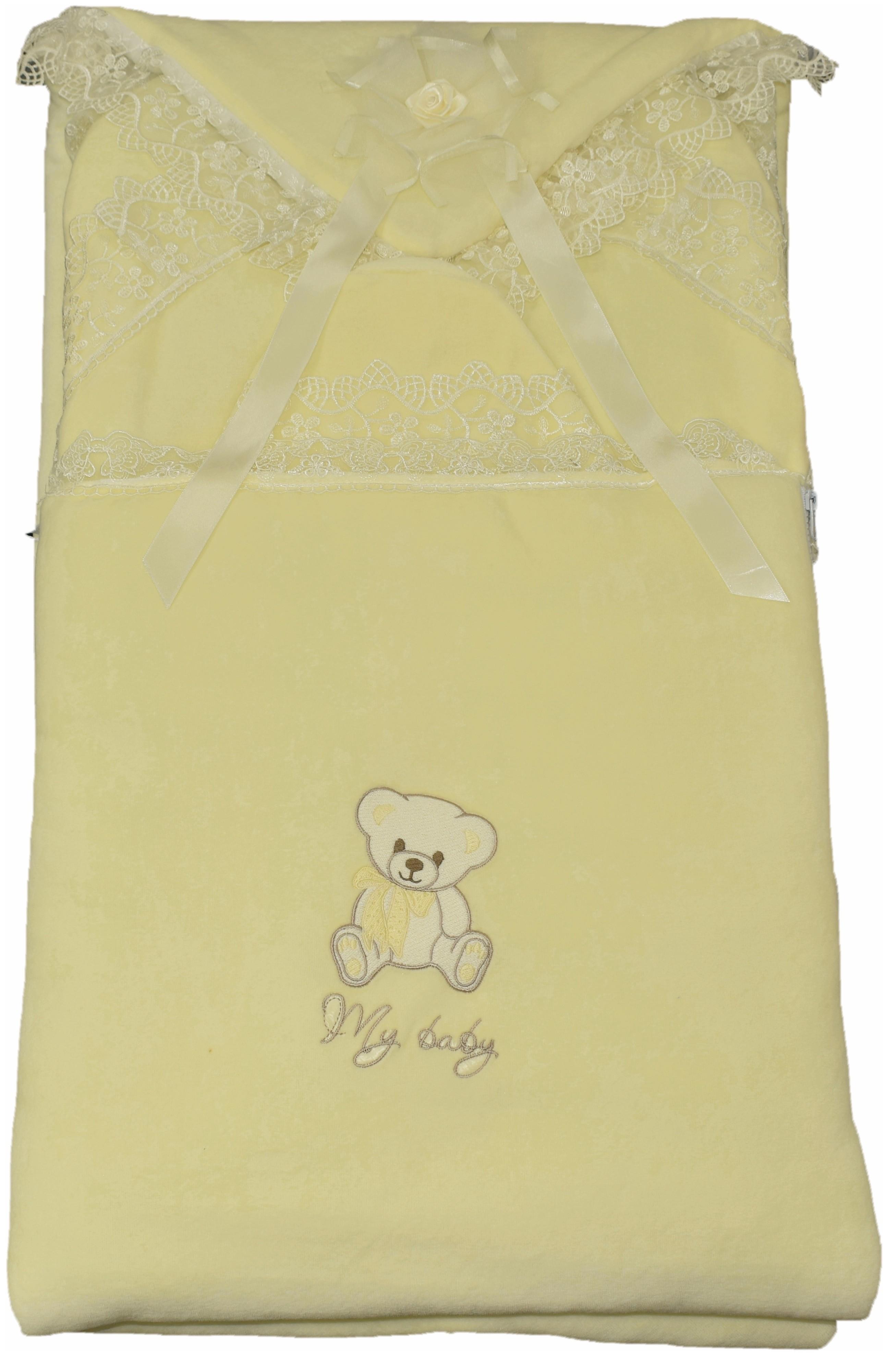 Конверт с одеялом на выписку Мой малыш Мой малыш бежевый конверт с одеялом на выписку мой малыш мой малыш розовый
