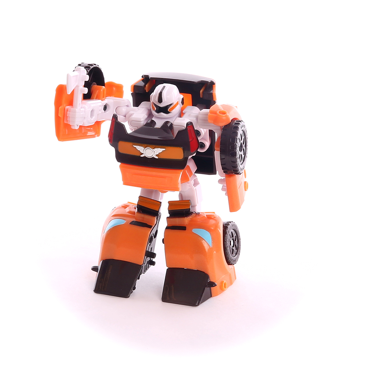 Трансформер Гулливер Мини Тобот Приключения Х 301044 yuong toys трансформер мини тобот х