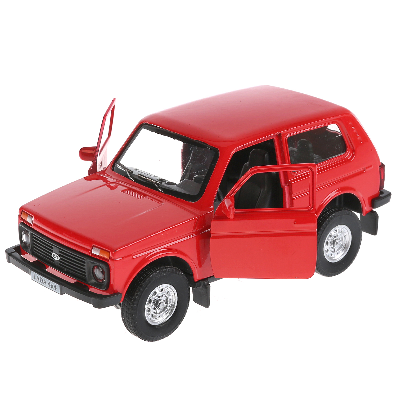 Машина Технопарк LADA 4x4 267178 stout футорка никелированная 2x3 4