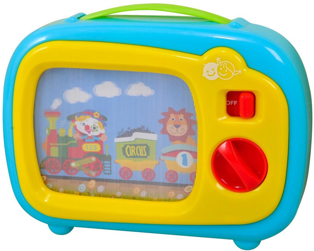 Развивающие игрушки для малышей PLAYGO Телевизор телевизор для кухни