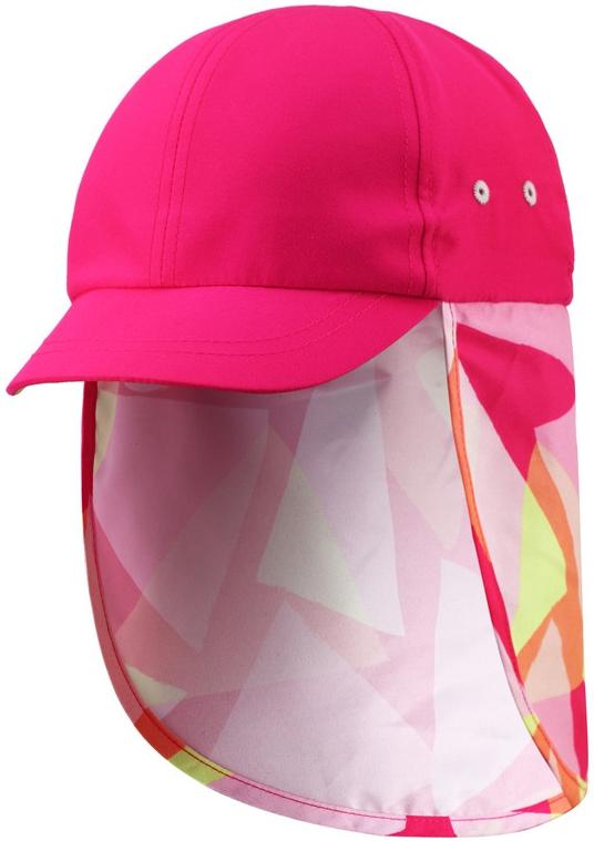 Головные уборы Reima Alytos розовый головные уборы reima aqueous розовый
