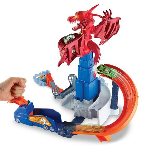 Hot Wheels Hot Wheels Битва с драконом DWL04 андрей стерхов быть драконом