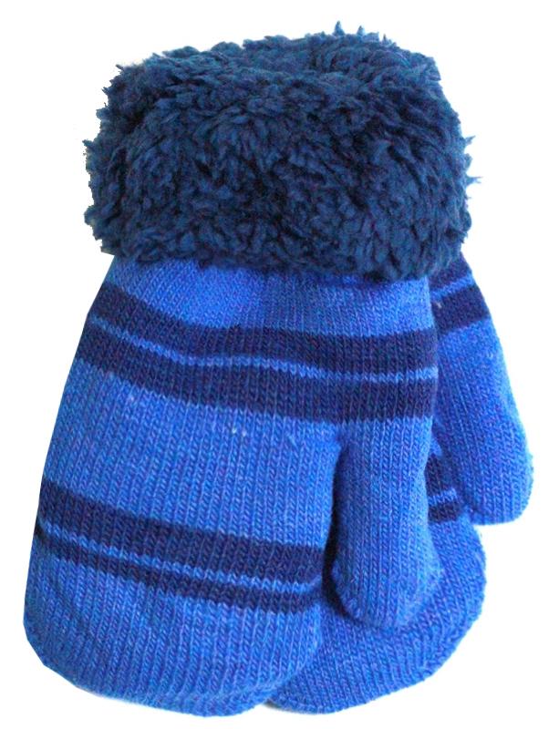 варежки перчатки и шарфы elodie details варежки 103224 103219 Варежки и перчатки Принчипесса Варежки для мальчика Принчипесса, синие