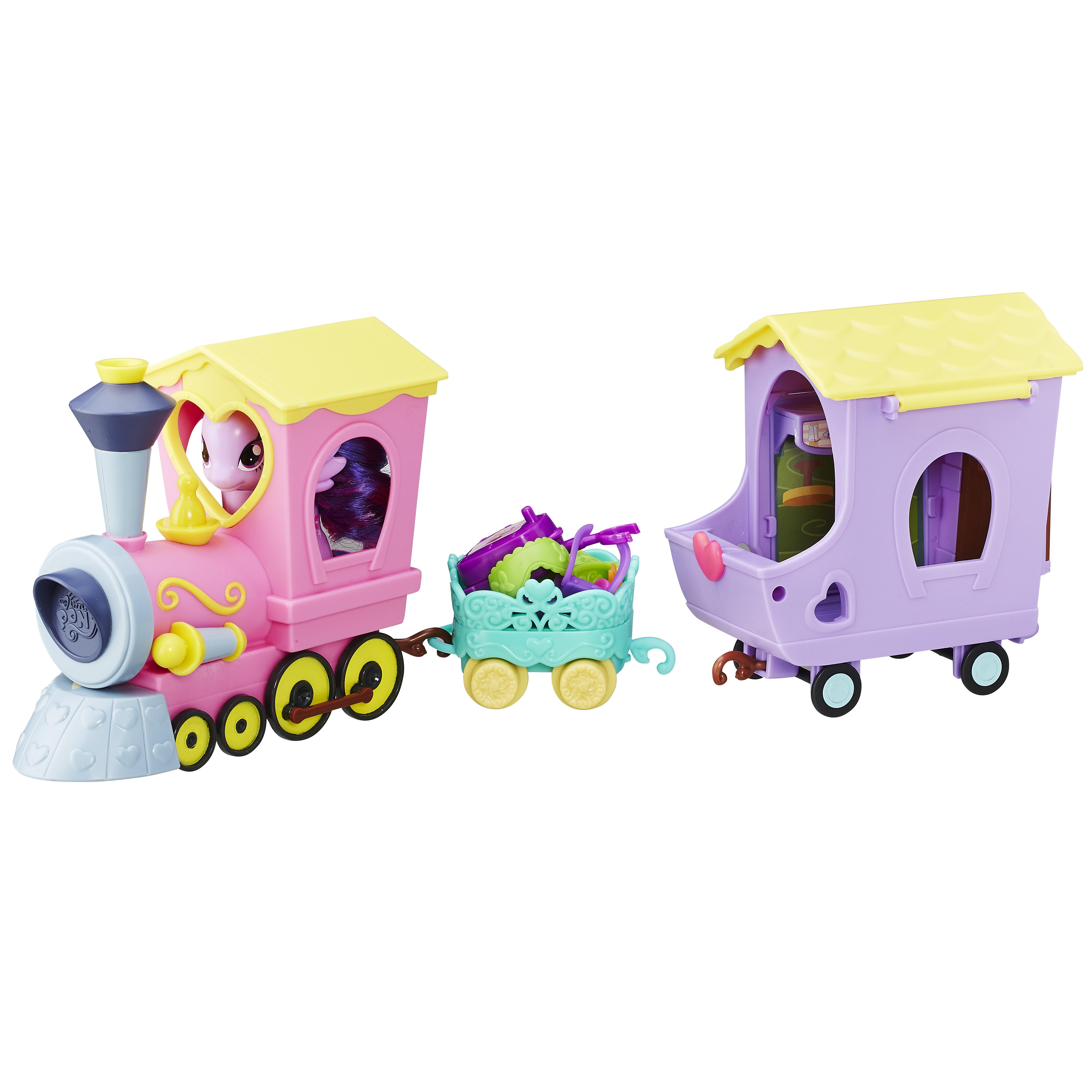 Игровой набор Hasbro Поезд Дружбы артюхова и сост английский язык 7 класс