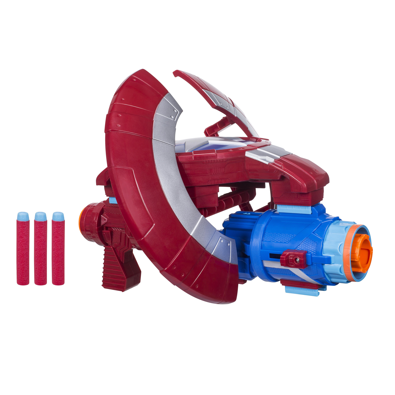 Игрушечное оружие  бластеры Avengers Экипировка Капитана Америка