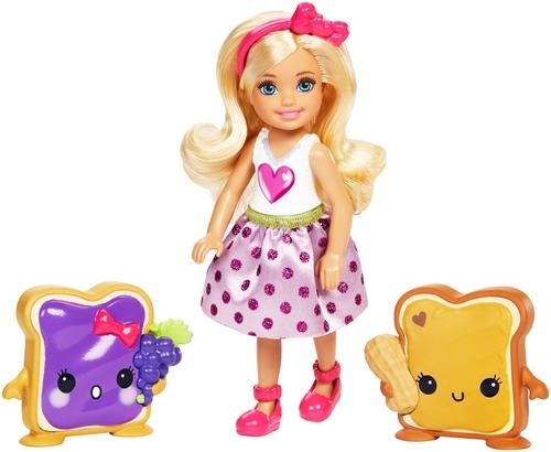Barbie Barbie Челси и сладости в асс.