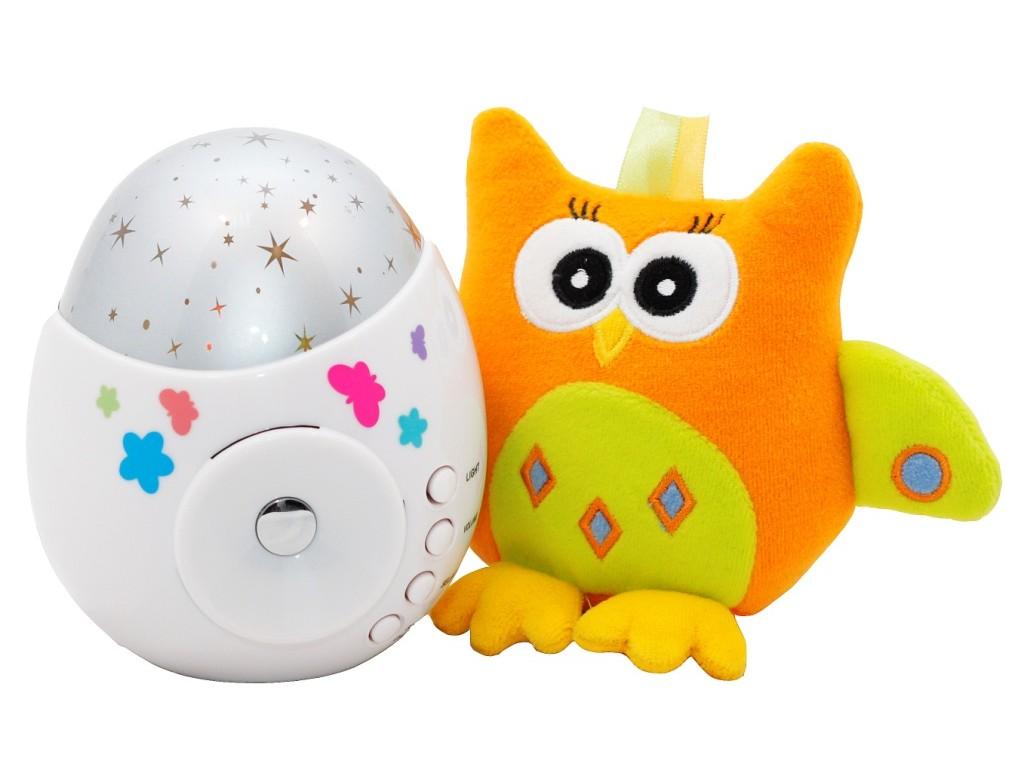 Ночники Roxy-kids COLIBRI с совой
