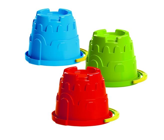 Игрушки для песка Пластмастер Крепость игрушки для песка пластмастер африка