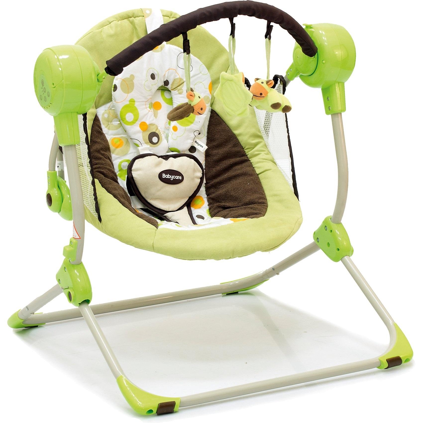 электронные качели Качели и шезлонги для малышей Baby Care Balancelle