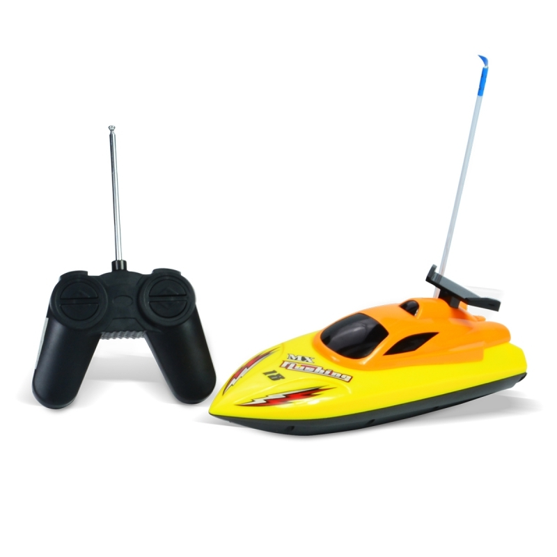 Катера и лодки Mioshi Скорость-X24 игрушка mioshi tech waterjet yellow mte1201 034